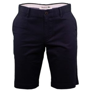 Lacoste Mens Golf Shorts Navy