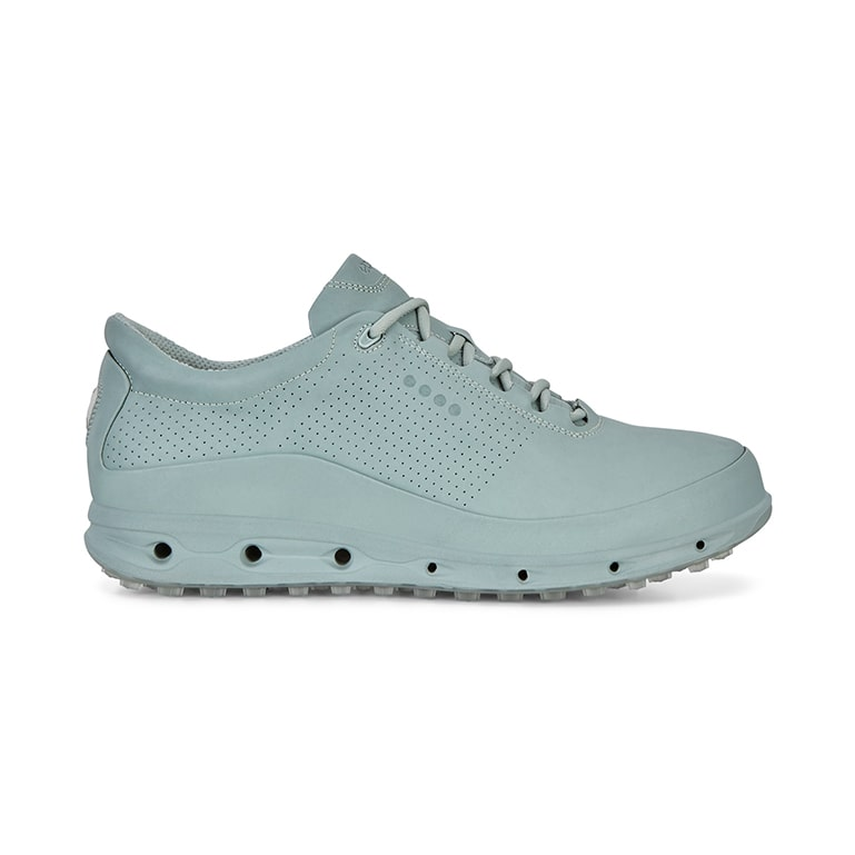 edda5d90 Ecco Cool Pro Gore-Tex Ladies Golf Shoe Ice Flower Racer Blue