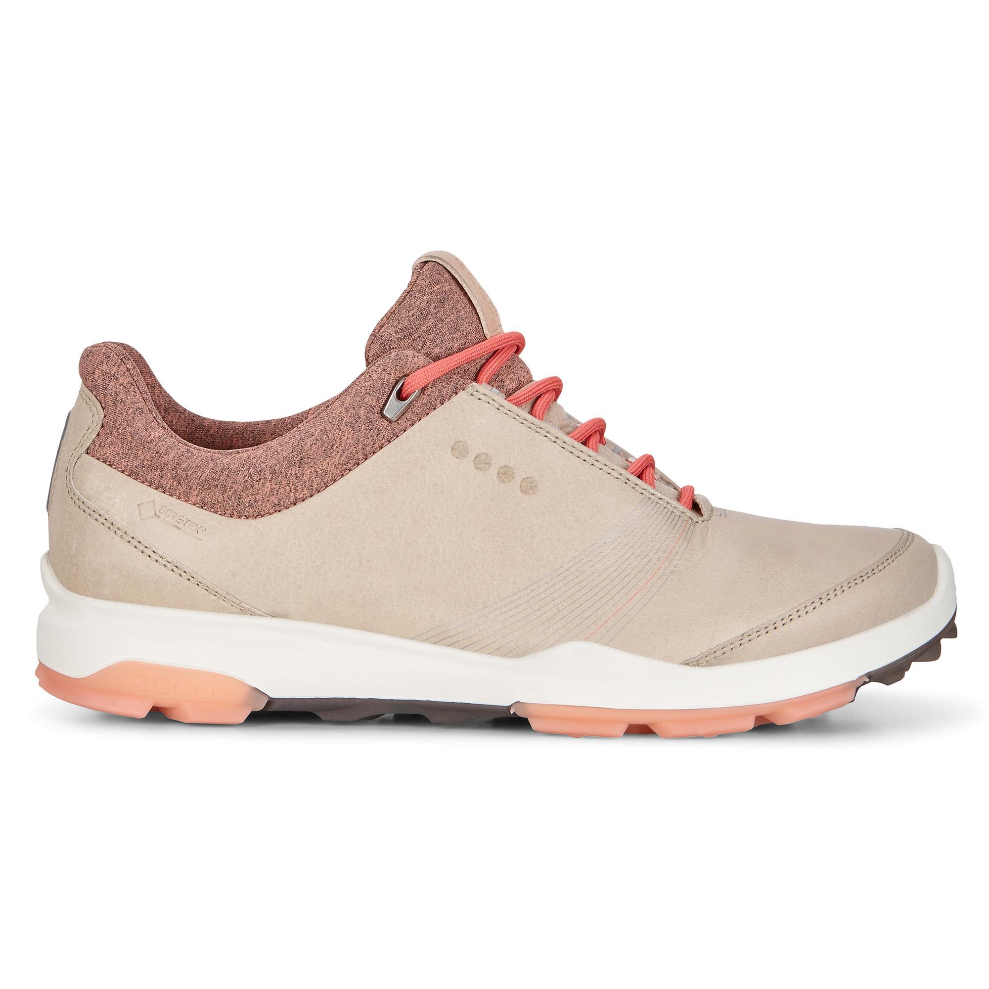 rationelle Konstruktion heiße Produkte Brandneu Ecco Biom Hybrid 3 Gore-Tex Ladies Golf Shoe Oyster