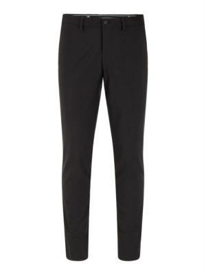 J Lindeberg Ellot Bonded Tight Micro Strecth Trousers Black