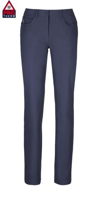 Chervo Sintassi Ladies Pro-Therm Golf Trousers Navy