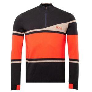 Hugo Boss Zinger MK Sweater Navy