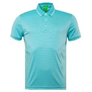 Hugo Boss C-Janis Polo Shirt Aqua Blue