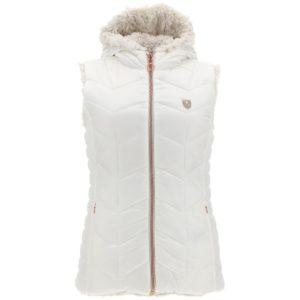 Chervo Pro Therm Elisabetta Reversible Gilet Winter White