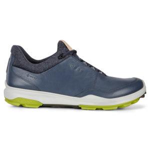 Ecco Biom Hybrid 3 Gore-Tex Mens Golf Shoe Ombre/Kiwi