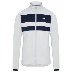 J Lindeberg Packlight Hybrid Jacket Stone Grey