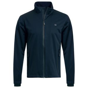 Calvin Klein Mens Waterpoof Jacket Navy