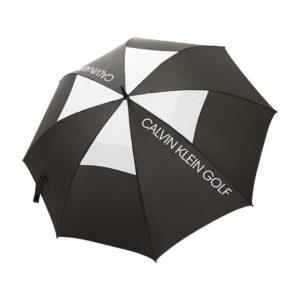 Calvin Klein Storm Umbrella Black/White