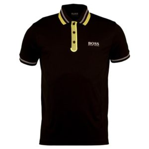 Hugo Boss Paddy Pro 1 Polo Shirt Black