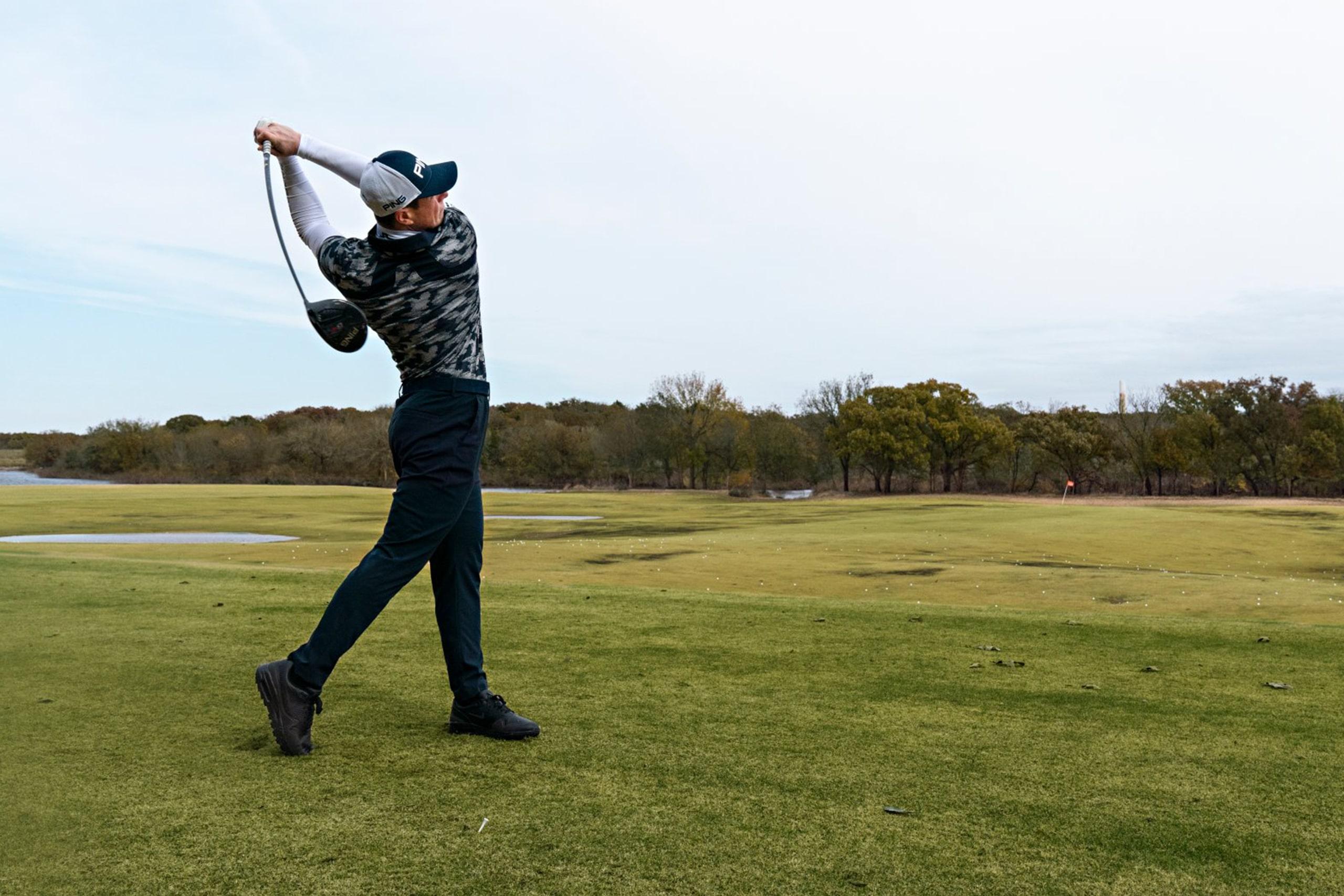 Mens J Lindeberg Golf
