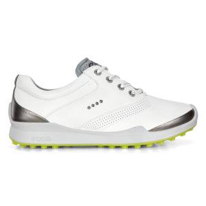 Ecco Biom Hybrid Ladies Golf Shoes Limited Edition White