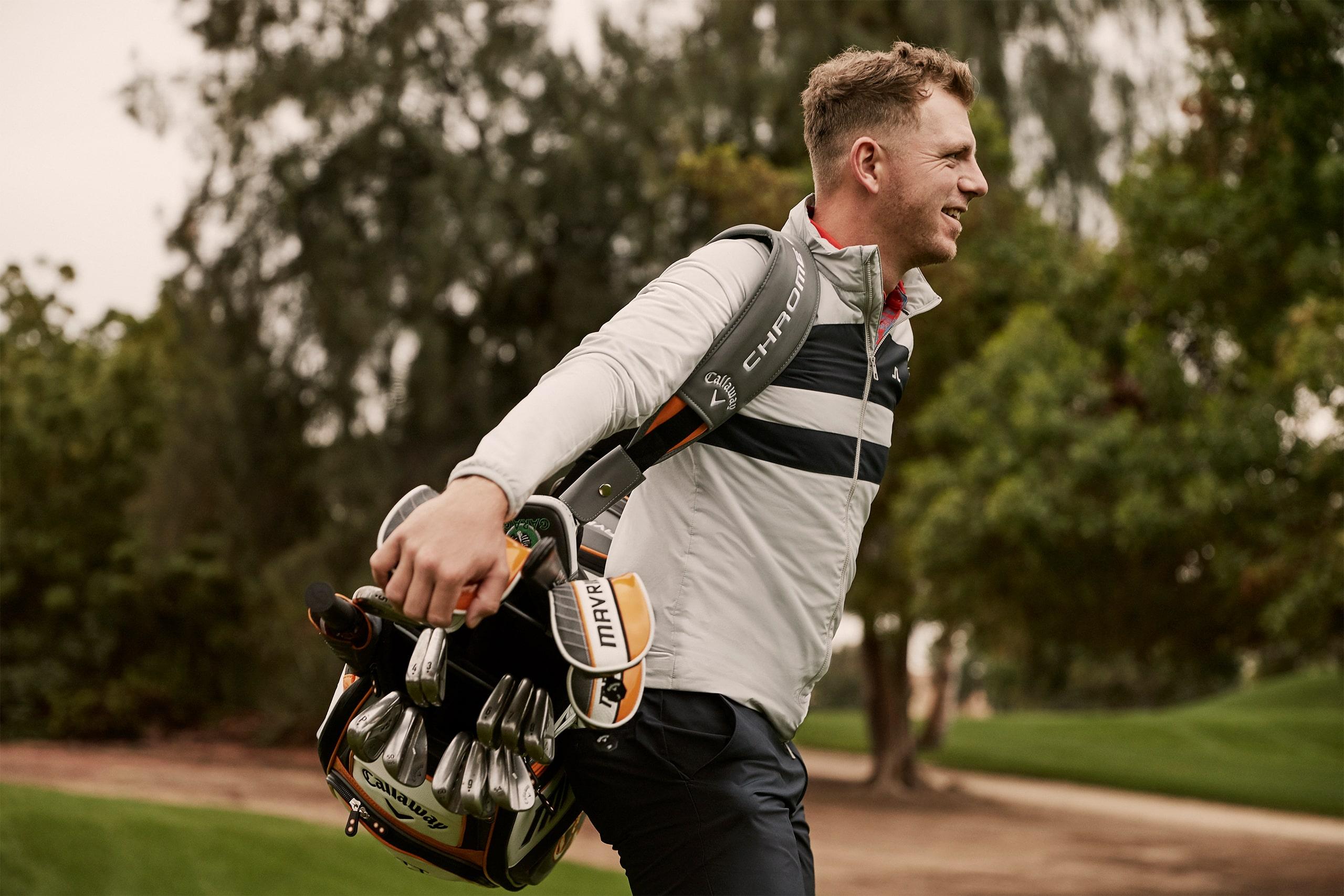 Matt Wallace Golf PGA