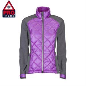 Chervo Ladies Moira Golf Jacket Purple