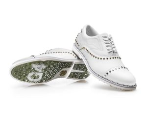 Ladies G/Fore Welt Stud Snow Golf Shoe