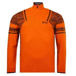 Hugo Boss Zano Jumper Dark Orange