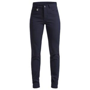 Rohnisch Ladies Heat Pants Navy 30 Inch Leg