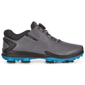 Ecco Biom G3 BOA Gore-Tex Mens Golf Shoe Dark Shadow