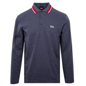 Hugo Boss Pilsy Polo Shirt Navy