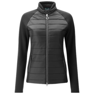 Chervo Palestra Pro Therm Ladies Golf Mid Layer Black