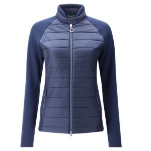 Chervo Palestra Pro Therm Ladies Golf Mid Layer Navy