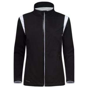 Cross Hurricane Waterproof Ladies Golf Jacket Black