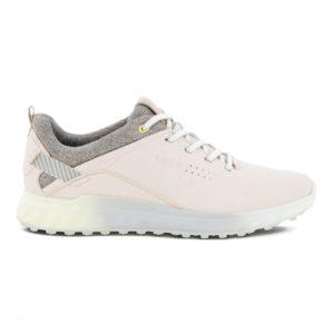 Ecco S-Three Gore-Tex Ladies Golf Shoes Limestone-42