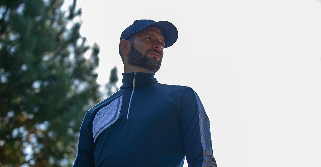 mens golf clothes