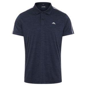 J Linderberg Flinn Regular Fit Polo Shirt Navy-XL