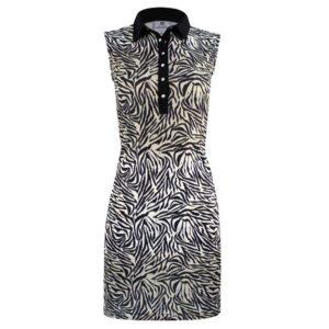 Daily Sports Tiana Sleeveless Dress Black-L