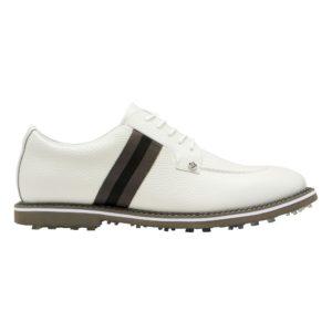 G/Fore Limted Edition Ribbon Gallivanter Mens Golf Shoe Snow/Monumnet-11.5