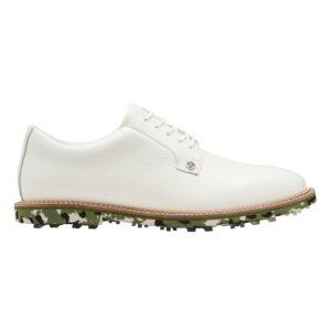 G/FORE Limted Edition Camo Gallivanter Mens Golf Shoe Snow/Olive-11.5