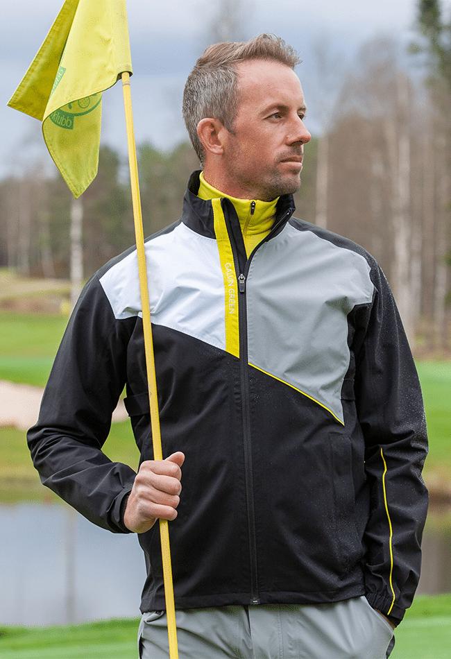 mens golf waterproofs