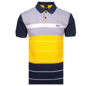 Boss Paddy 5 Polo Shirt Navy-XL