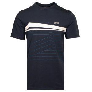 Boss Tee 8 Shirt Navy-XL