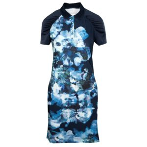Rohnisch Pulse Dress Blue Utopia-L