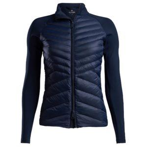 G/Fore Carroll Hybrid Ladies Golf Jacket Twilight-XL