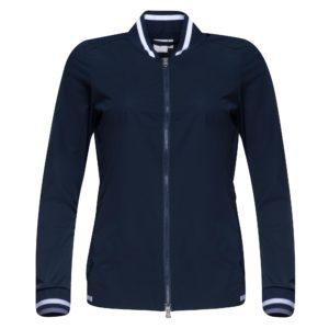 Cross Storm Lightweight Ladies Golf Jacket Navy-XL