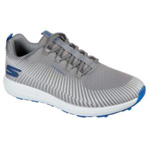 Skechers Go Golf Max Bolt Grey / Blue-12