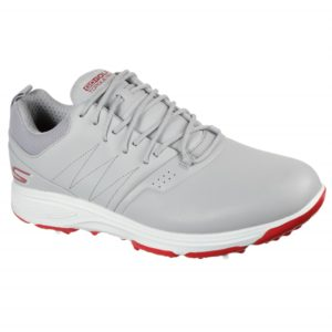 Skechers Go Golf Torque Pro Grey / Red-12