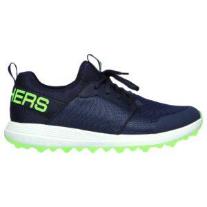 Skechers Go Golf Max Sport Navy / Lime-12