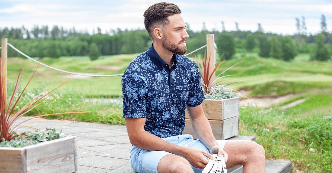Galvin Green Mens Golf Clothing